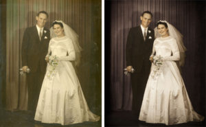 1950s-wedding-photo-restoration-before-and-after